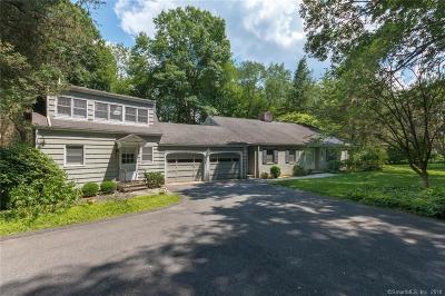 Westport Single Family Home For Sale: 11 Little Fox Lane
