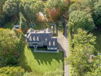 Westport Single Family Home For Sale: 113 Newtown Turnpike