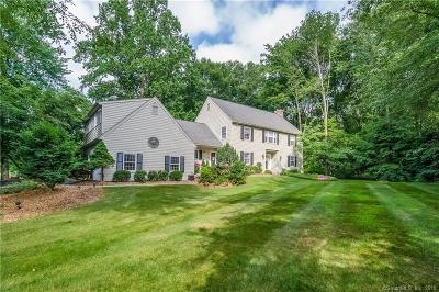 Cheshire Single Family Home For Sale: 893 Cahill Court