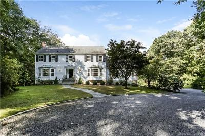 Wilton Single Family Home For Sale: 280 Cheesespring Road
