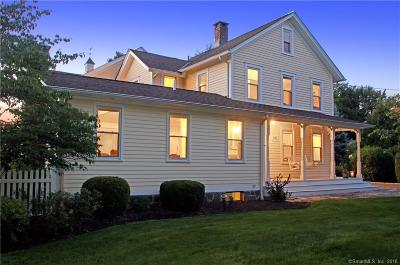 Westport Single Family Home For Sale: 41 Old Road