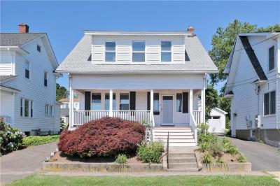 Bridgeport Single Family Home For Sale: 61 Seabright Avenue