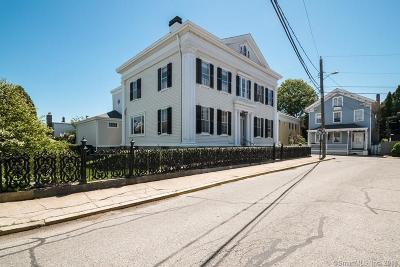 Stonington CT Single Family Home For Sale: $1,750,000