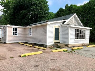 Groton Commercial For Sale: 401 Noank Road