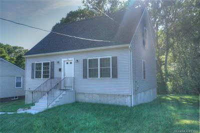 Groton CT Single Family Home For Sale: $220,000