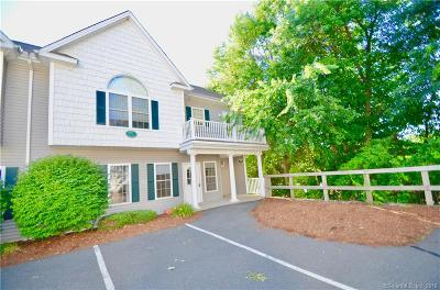 East Windsor Condo/Townhouse For Sale: 11 Pasco Drive #D