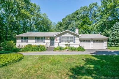 Newtown Single Family Home For Sale: 11 Skidmore Lane