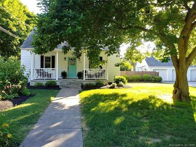 Single Family Home For Sale: 378 North Rutland Road