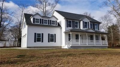 Groton Single Family Home For Sale: 140 New London Road