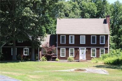 Norwich Single Family Home For Sale: 205 Wightman Avenue