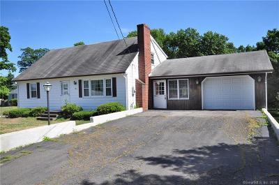Bristol Single Family Home For Sale: 54 Mine Road