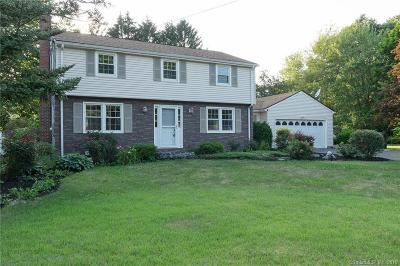 Southington Single Family Home For Sale: 146 Moore Hill Drive