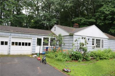 Simsbury Single Family Home For Sale: 434 Hopmeadow Street