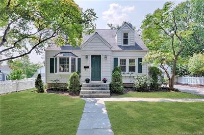 Fairfield Single Family Home For Sale: 637 High Street
