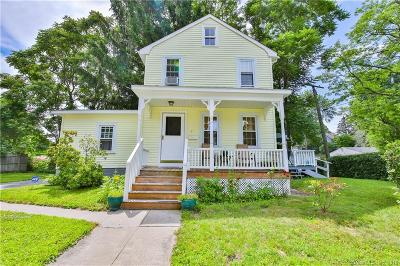 Norwich Single Family Home For Sale: 87 North Cliff Street