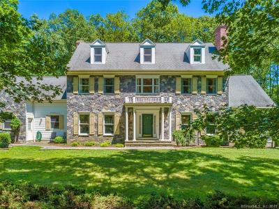 SHERMAN Single Family Home For Sale: 7 Shelter Cove Road