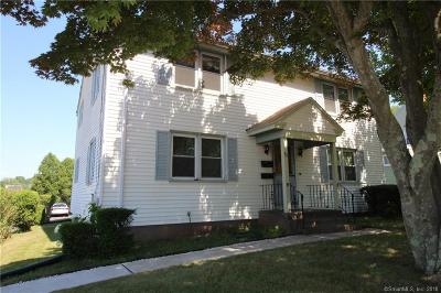 Middletown Multi Family Home For Sale: 92 West Street