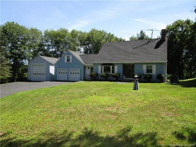Goshen Single Family Home For Sale: 266 Bartholomew Hill Road