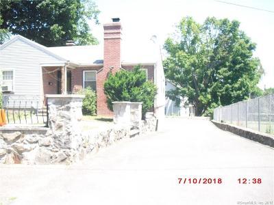 Waterbury Single Family Home For Sale: 31 Benjamin Street
