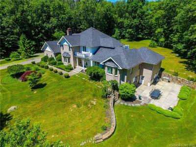 Middlebury Single Family Home For Sale: 54 Falcon Crest Road