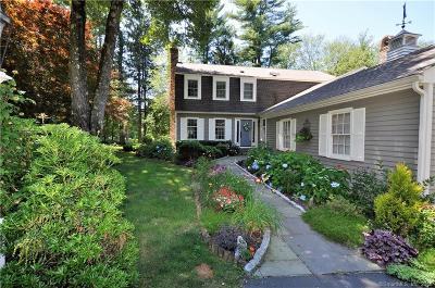Fairfield Single Family Home For Sale: 340 Longmeadow Road