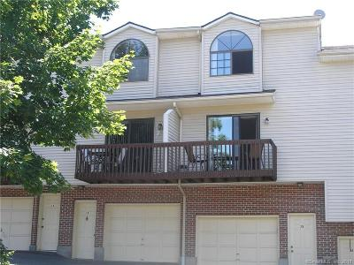 Waterbury Condo/Townhouse For Sale: 817 Woodtick Road #2 B