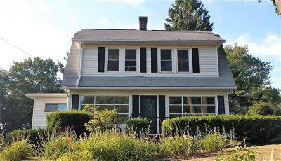 Waterbury Single Family Home For Sale: 135 Greenwood Avenue