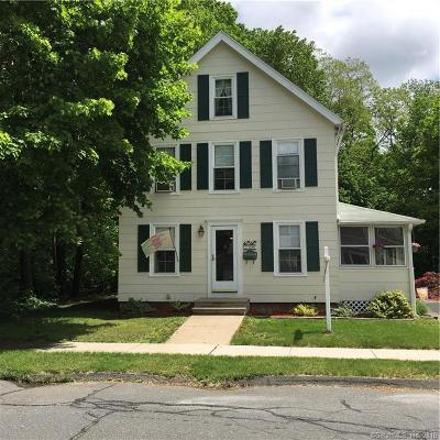 Plainville Single Family Home For Sale: 28 Pearl Street