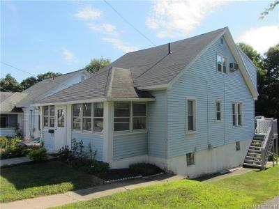 Waterbury Single Family Home For Sale: 187 Academy Avenue