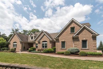 Southington Single Family Home For Sale: 455 Copper Ridge Road