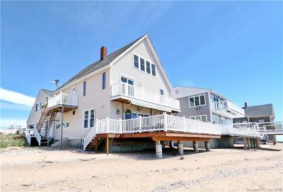 East Haven Single Family Home For Sale: 62 Cosey Beach Avenue