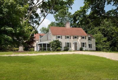 Westport Single Family Home For Sale: 4 Christmas Lake Lane