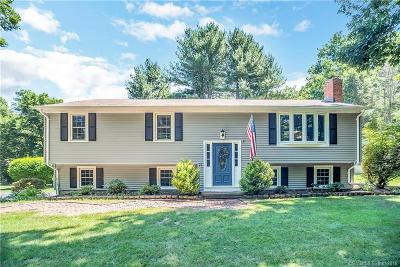 Guilford Single Family Home For Sale: 289 New England Road