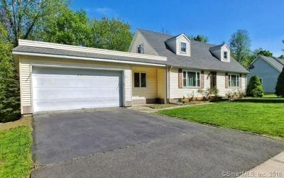 Middletown Single Family Home For Sale: 217 Timber Ridge Road
