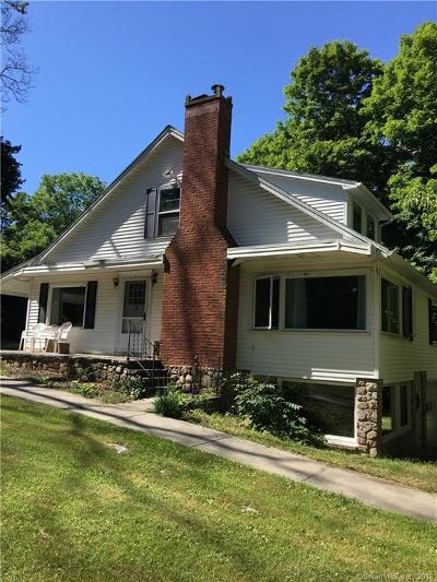 Waterford Single Family Home For Sale: 212 Old Norwich Road