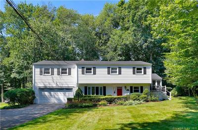Stamford Single Family Home For Sale: 96 Harvest Hill Lane