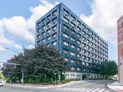 Stamford Condo/Townhouse For Sale: 300 Broad Street #802