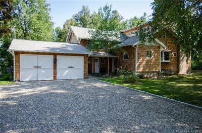 Fairfield Single Family Home For Sale: 1071 South Pine Creek Road