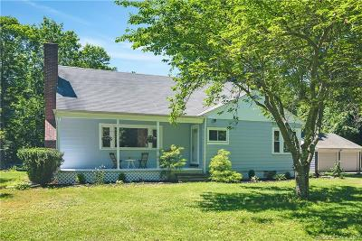 Guilford Single Family Home For Sale: 2214 Long Hill Road