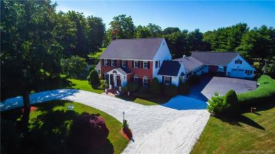 Stonington Single Family Home For Sale: 6 Bradford Road