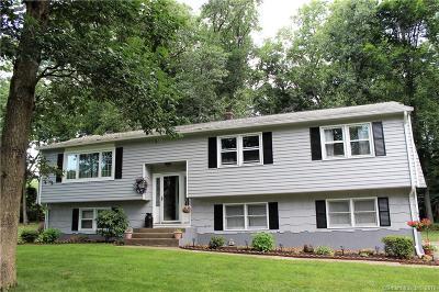 Southington Single Family Home For Sale: 118 McKenzie Drive