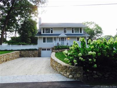 Norwalk CT Single Family Home For Sale: $739,000