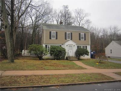 New Haven Single Family Home For Sale: 124 Curtis Drive