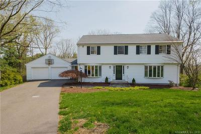 West Hartford Single Family Home For Sale: 12 Northcliff Drive