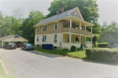Multi Family Home For Sale: 480 Riverside Avenue