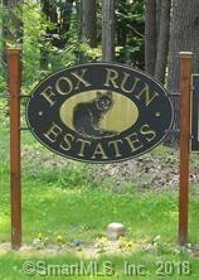 Windham County Residential Lots & Land For Sale: Lot 12 Barlow Cemetery Road