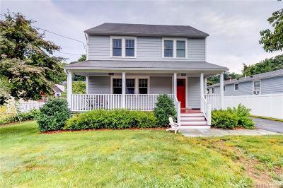 Greenwich Single Family Home For Sale: 16 Morgan Avenue
