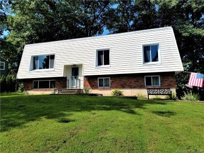 Cheshire Single Family Home For Sale: 769 Rustic Lane