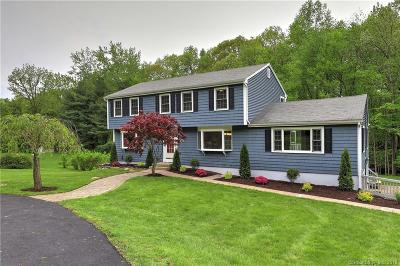Trumbull Single Family Home For Sale: 42 Peaceful Valley Road