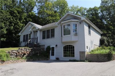 Windham County Single Family Home For Sale: 188 South Bear Hill Road